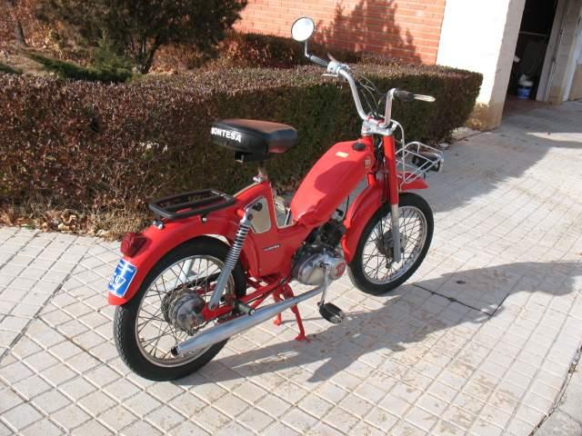 montesa - Presentación Mini Montesa Mini-m12