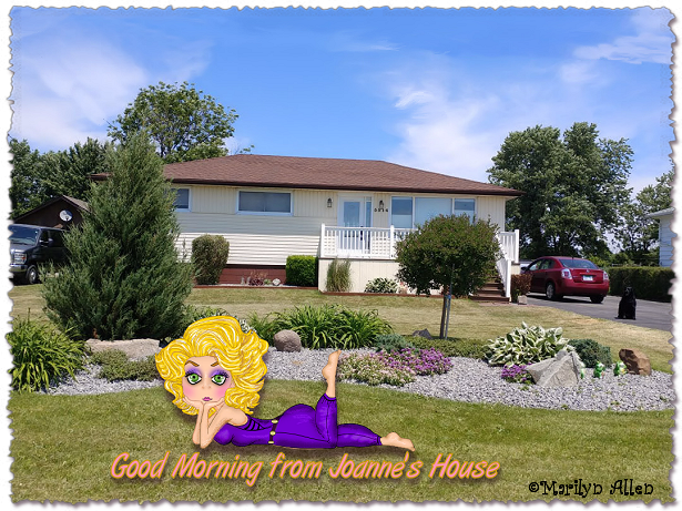 Joanne's Mailbox Joanne10