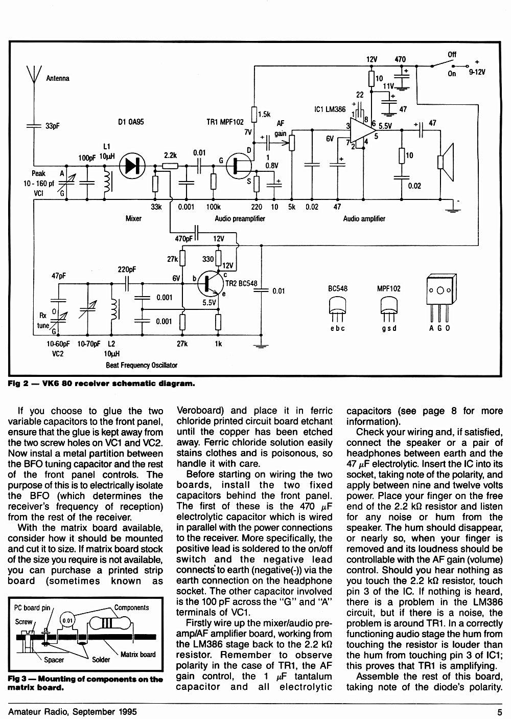 Projet perso construction d'un récepteur RF 1995-s10