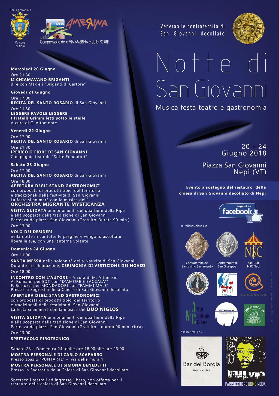 NOTTE DI SAN GIOVANNI - Musica festa teatro e gastronomia Notte_10
