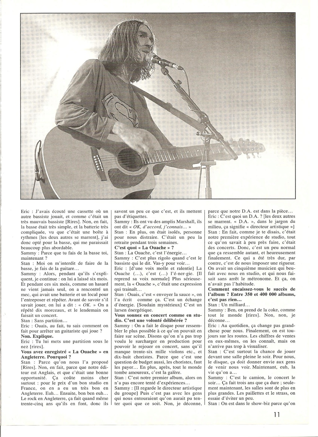 Archives - anciens articles... Guitar10