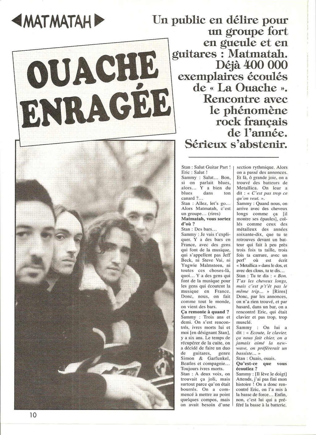 Archives - anciens articles... Guitar11