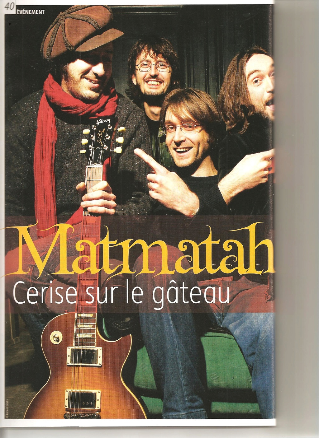 Archives - anciens articles... Guitar27