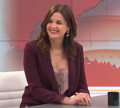 TELECINCO|Entrevista a Sandra Gómez,candidata a la alcaldía de Valencia por el PSPV-PSOE Captur22