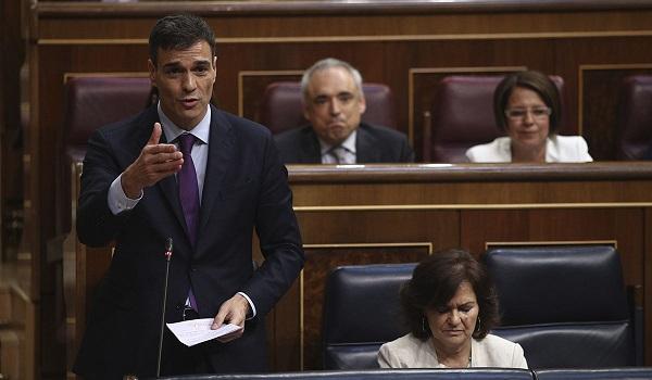 Sesión de control al Gobierno 1. Pedro-12