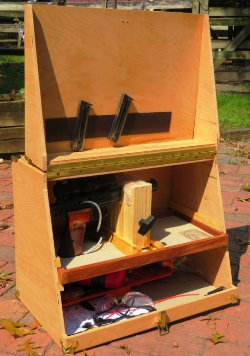 WTS Bullseye Range Gun Box - SOLD Img_1211