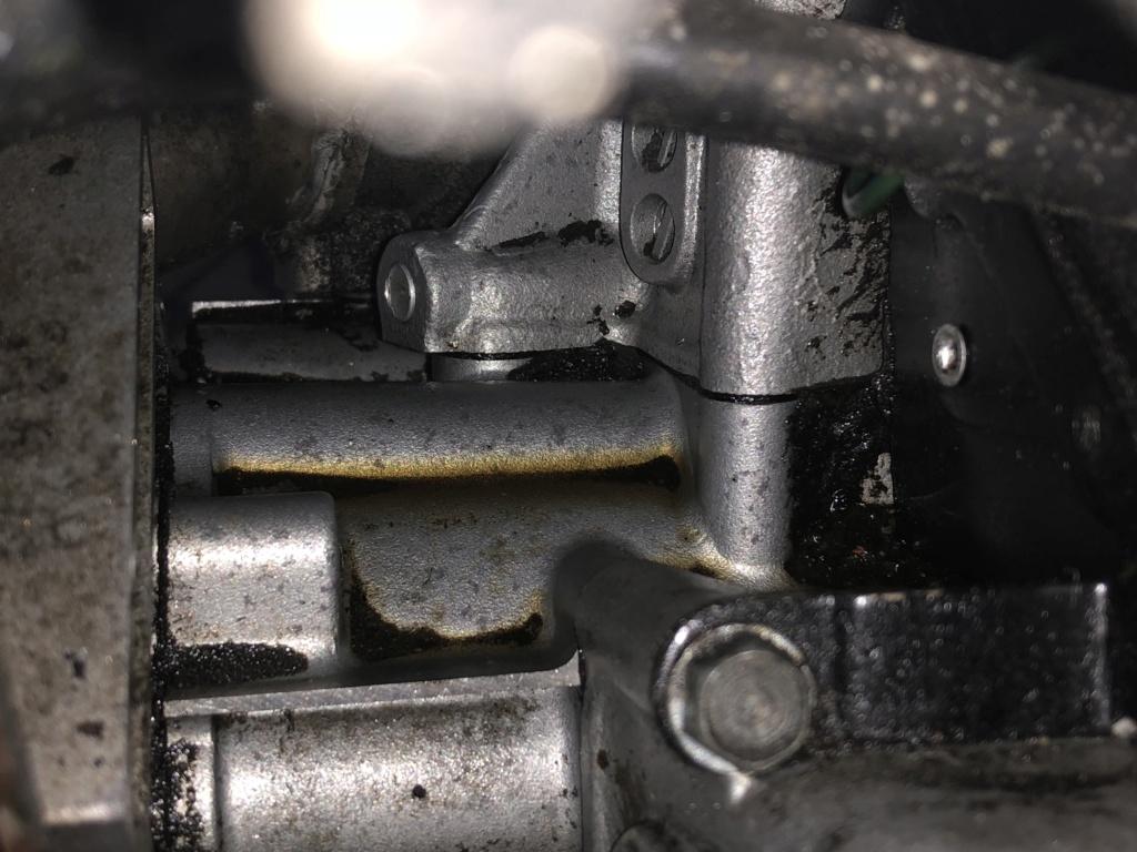 Motor verliert Öl Img_0510
