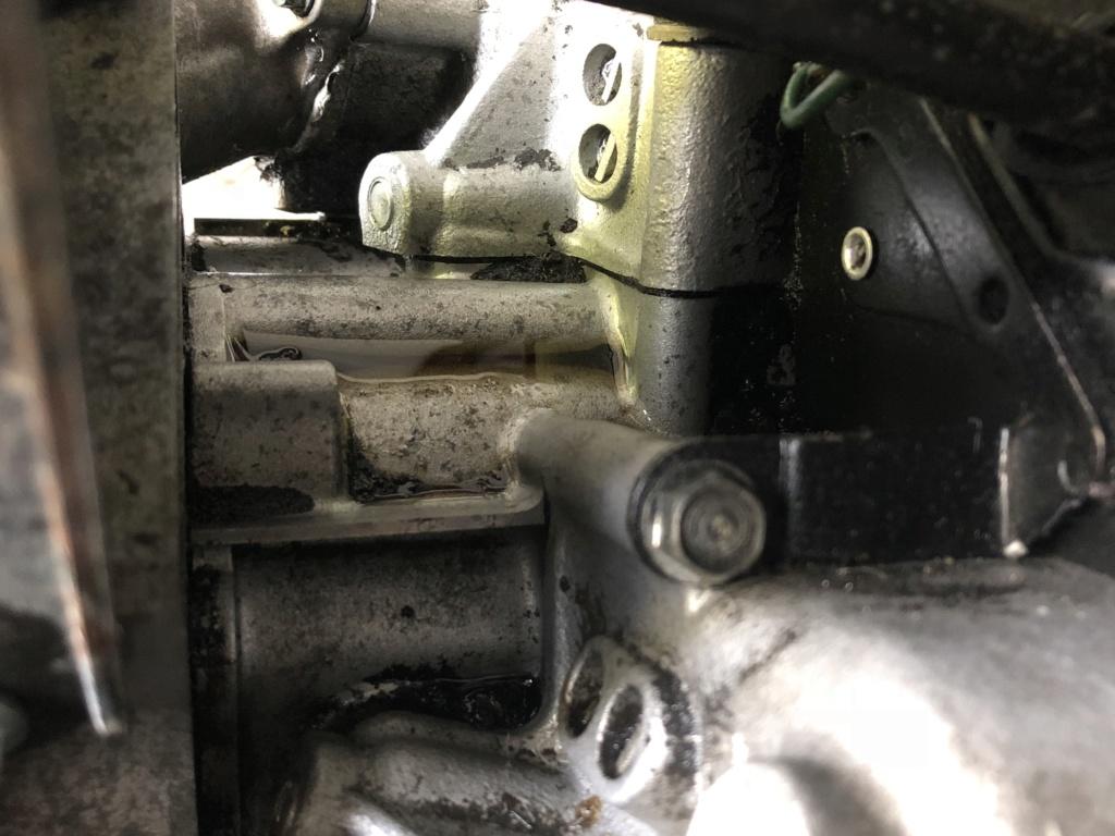 Motor verliert Öl Img_0511