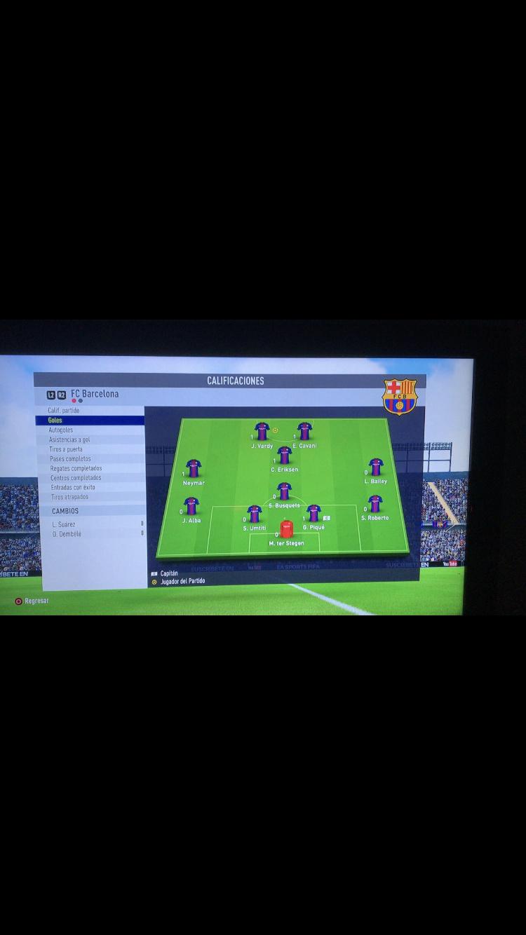 [FECHA 1] Barcelona -  Bayern Munich 7f4e2210