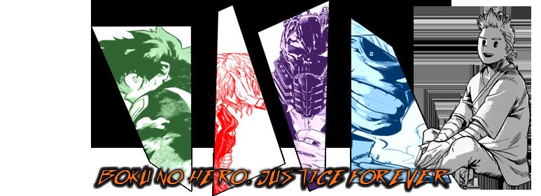 Boku no Hero: Justice Forever