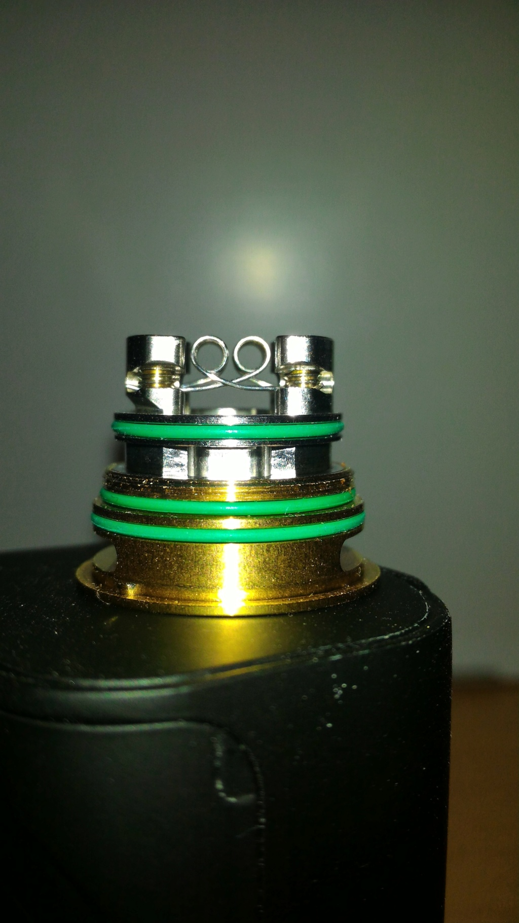asmodus lustro zesthia avec double coils photo 0210