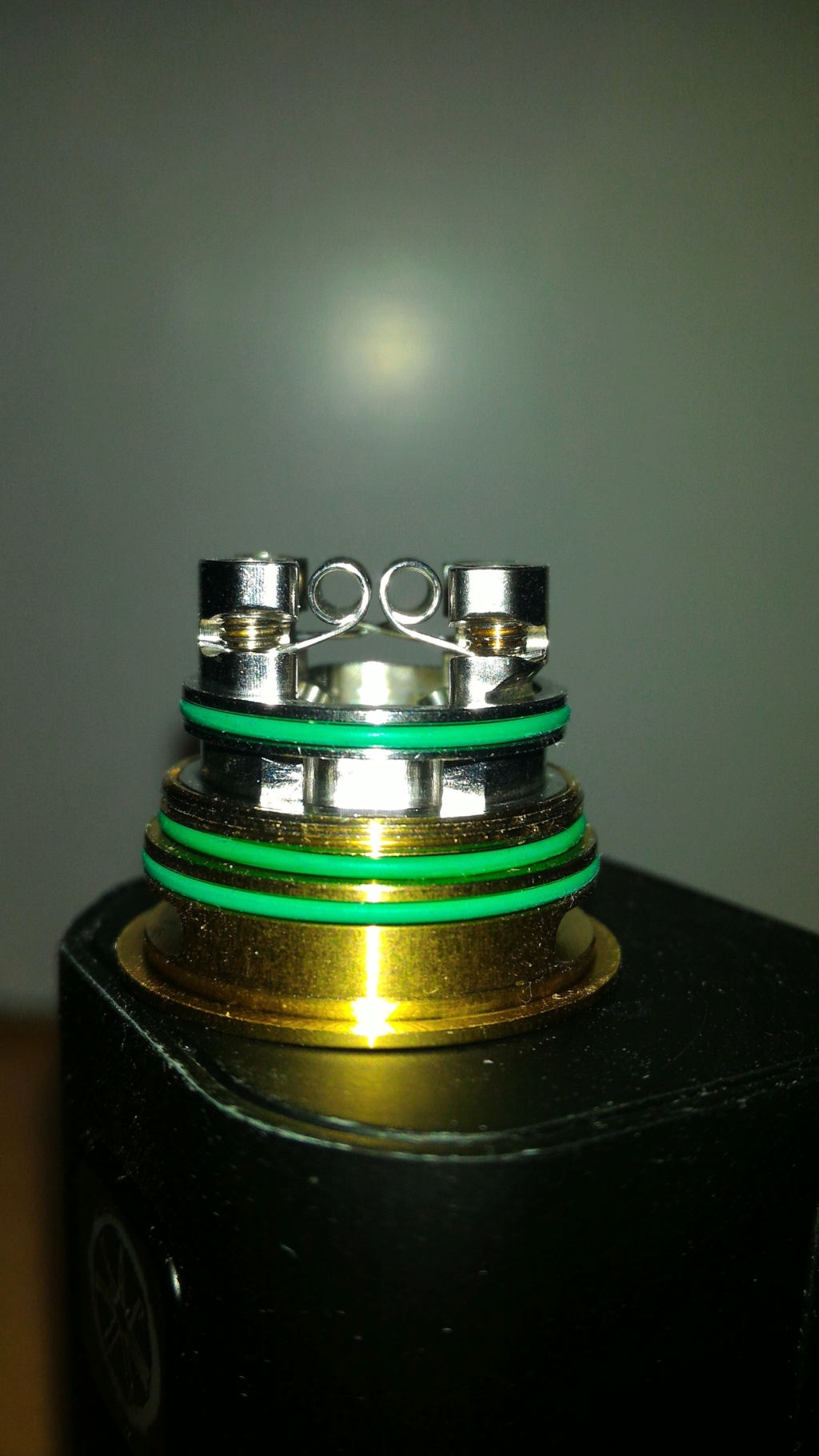 asmodus lustro zesthia avec double coils photo 0310