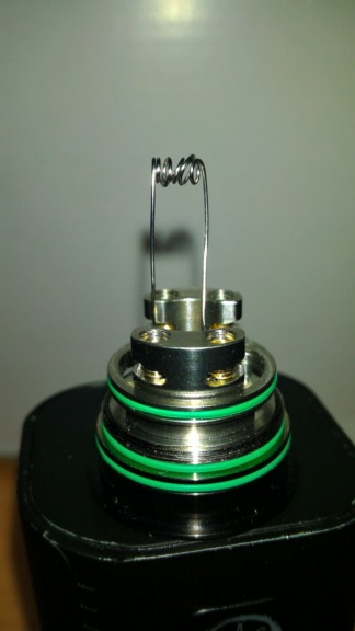 asmodus lustro zesthia avec double coils photo Drame10