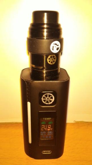 asmodus lustro zesthia avec double coils photo Zeisth10