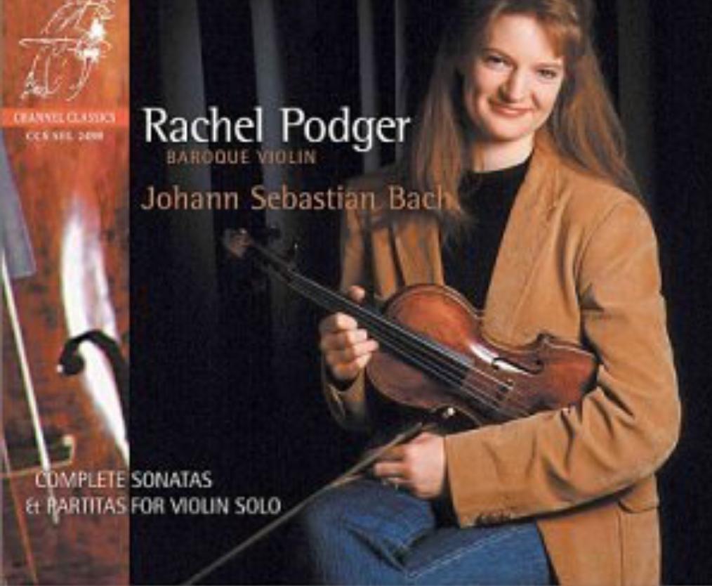 Sonatas y Partitas Para Solo Violin Bach 66aad610
