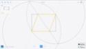 [Math] Euclidea, jeux de constructions avec règle et compas (en anglais) Screen10