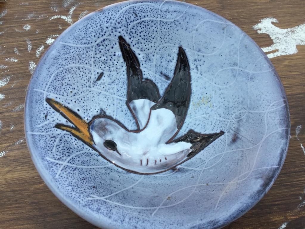Italian continental seagull dish  Acbb1a10