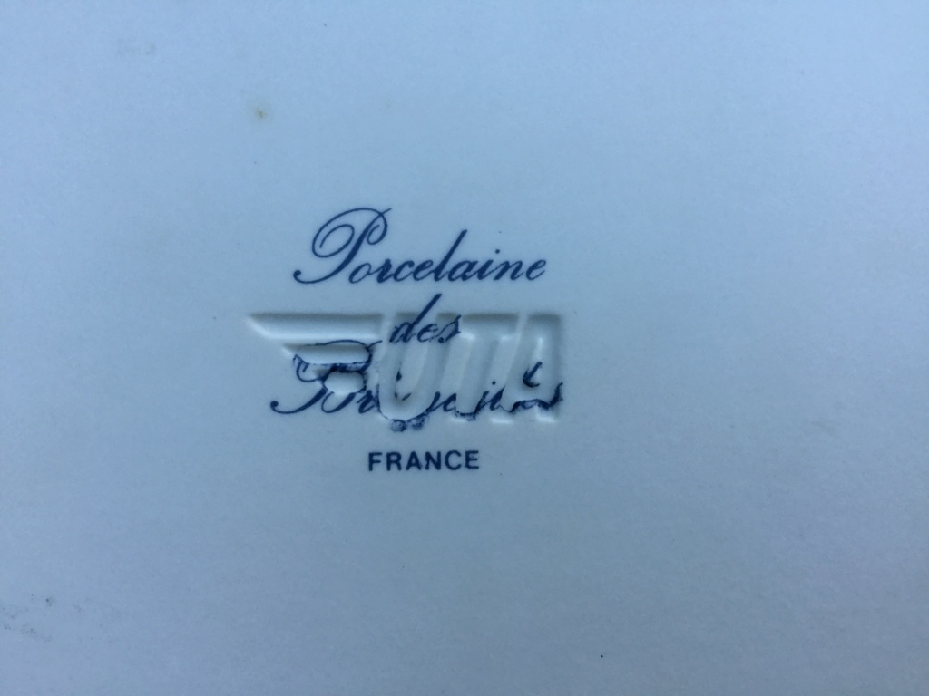 Help with french porcelain manufacturer please C6c5d910