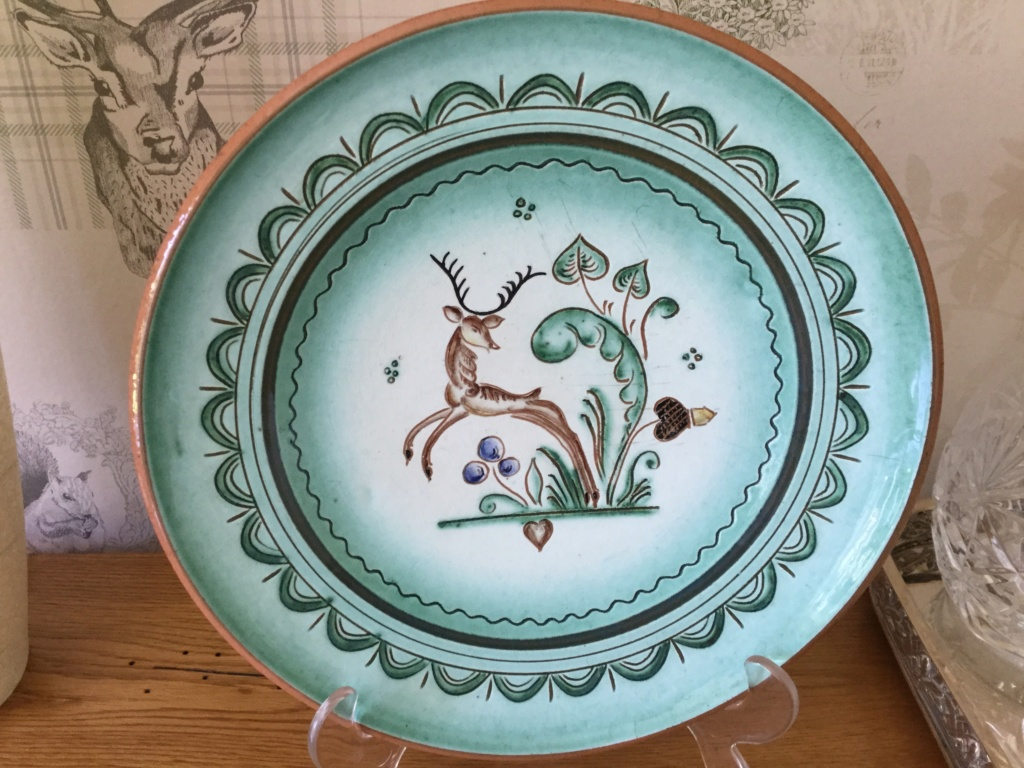 Susie Cooper wall plaque/plate? D2ceae10