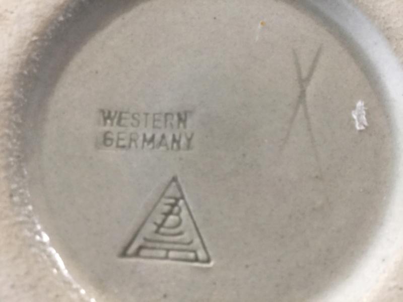 West Germany wine jug  Dbed6b10