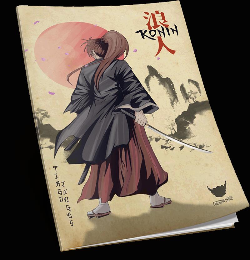 RPG Solo: Ronin Capa10