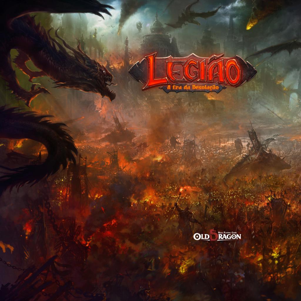 Legião - A Era da Desolação - Sistema: Old Dragon (3/6 Jogadores) Legiao10