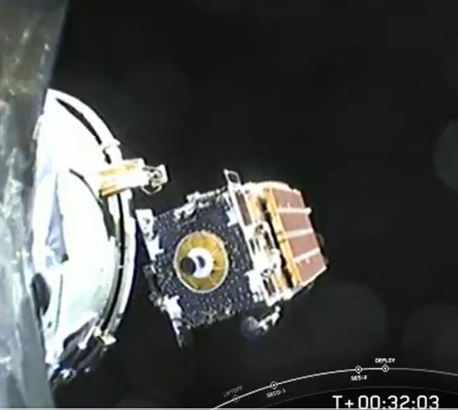 Falcon 9 (Sirius XM-8) - CCSFS - 6.6.2021 142