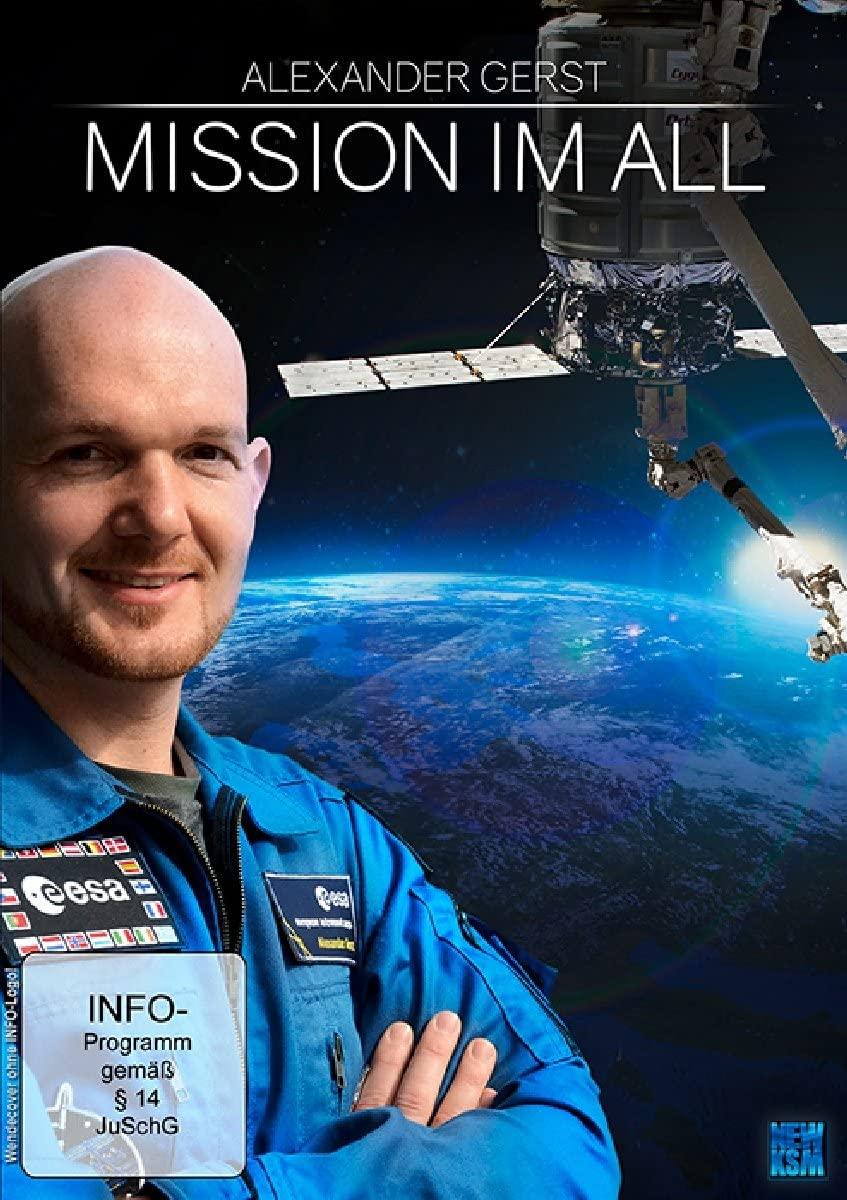 [Film documentaire] Rencontre dans l'espace (Alexander Gerst) 2210
