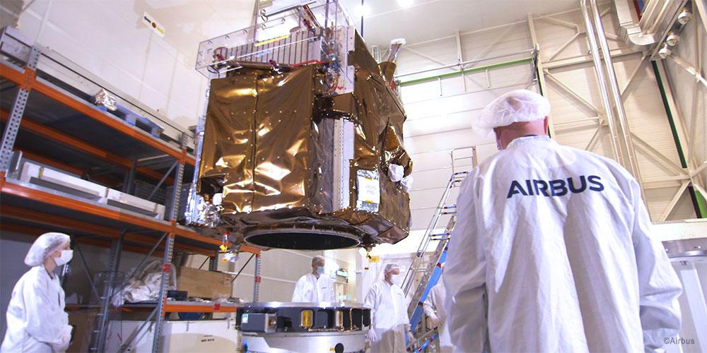 Vega VV18 (Pléiades Neo 3 & NORSAT 3) - CSG - 29.4.2021 3-25-210