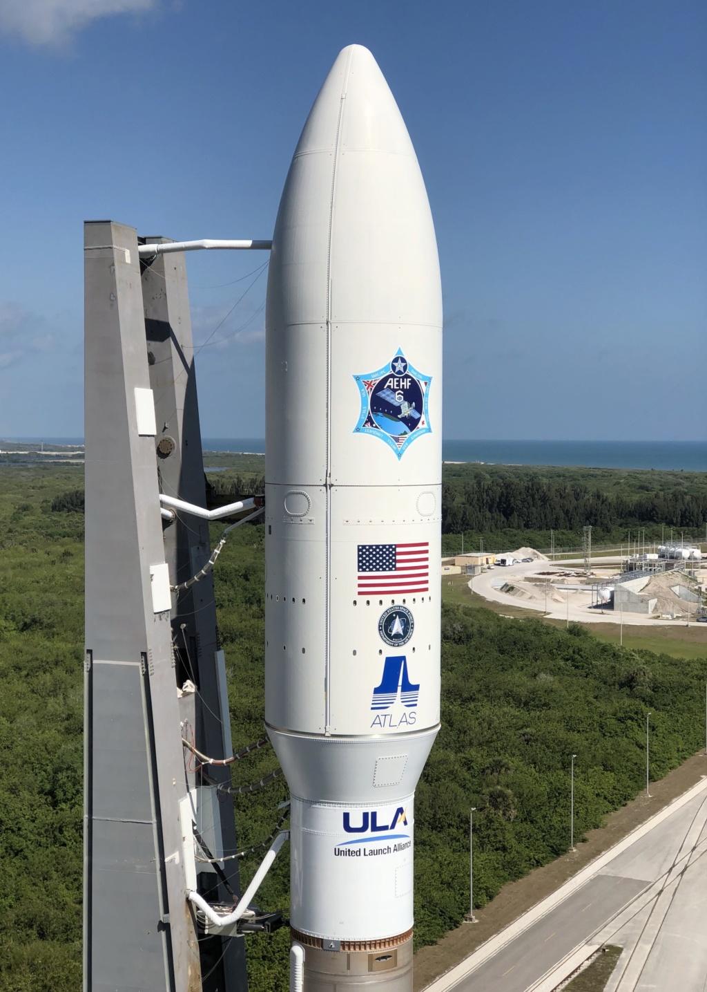 Atlas V (AEHF-6) - CCAFS - 26.03.2020 Coiffe10