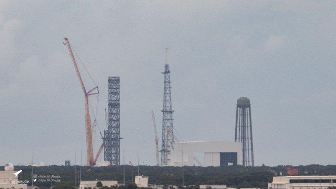 [Blue Origin] LC-36, le complexe de lancement New Glenn Ed4lqs10