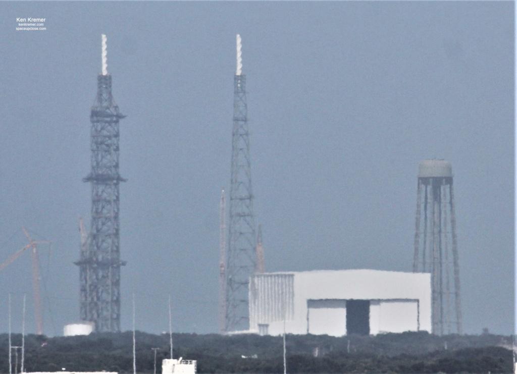 [Blue Origin] LC-36, le complexe de lancement New Glenn - Page 2 Ehgois10