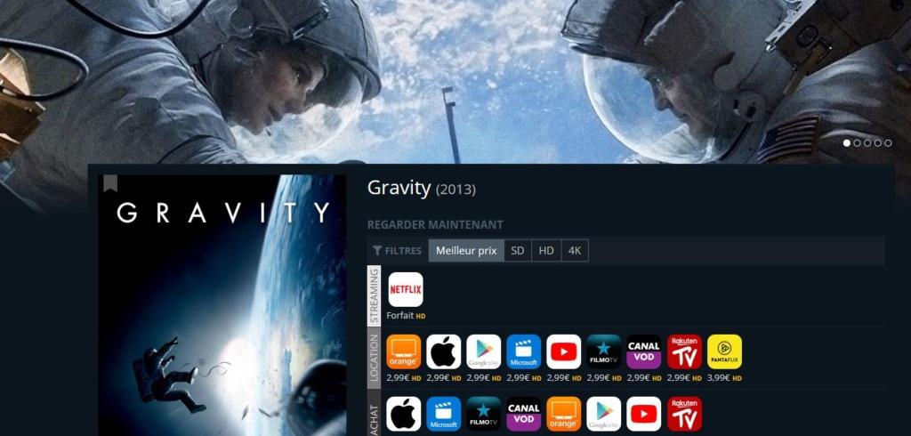 Le spatial à la TV - Page 27 Gravit10
