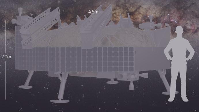 [CLPS] Astrobotic - Griffin (VIPER) - novembre 2023 - Page 2 Lander10