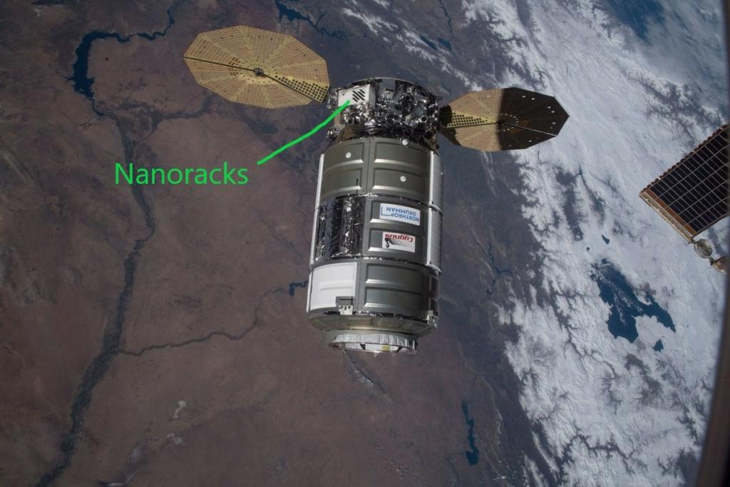 Antares 230+ (Cygnus NG-15) - WFF - 20.2.2021 - Page 2 Nanora10