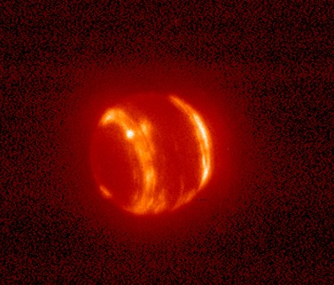 Observation de Neptune depuis la Terre Neptun11