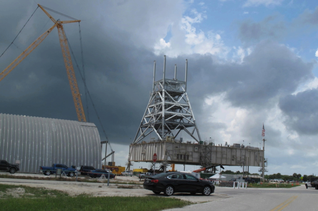 Cap Canaveral - LC-39B Nsf-2010