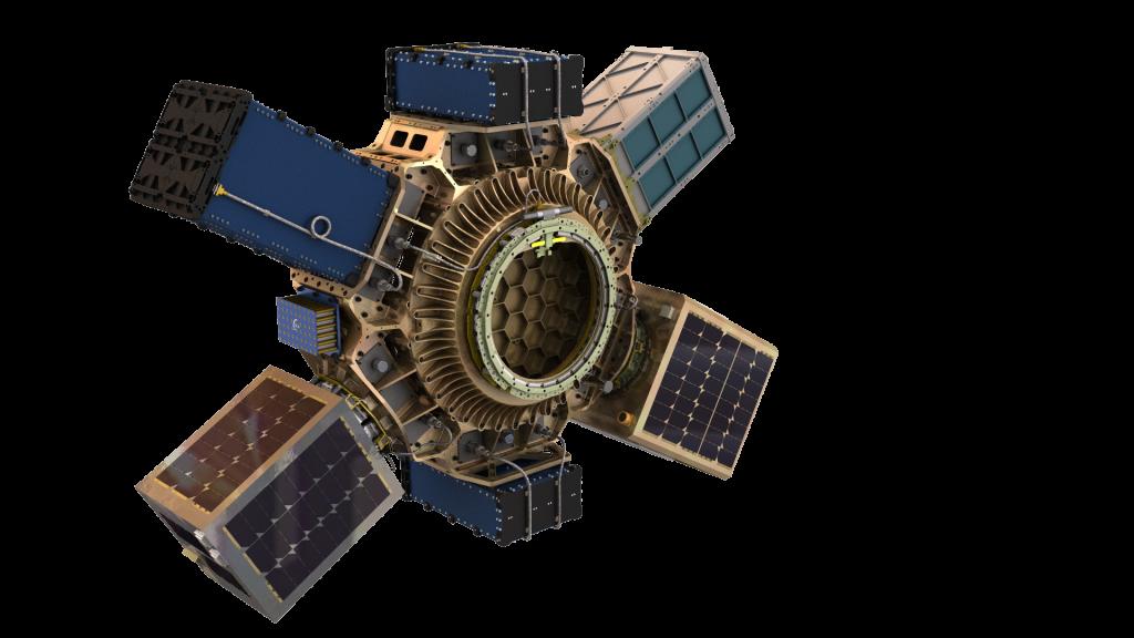 Falcon 9 (Transporter-1 + 10 Starlink) - CCSFS - 24.1.2021 Sherpa10