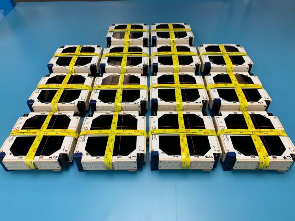 """[Rocket Lab] Electron n°16 """"Return to Sender"""" (Dragracer & BRO 2–3) - OnS - 20.11.2020 Spaceb11"""