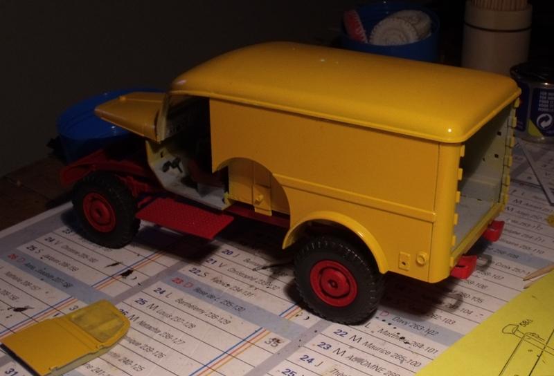 Les Dodge de chez PINDER 1/35 Amb_310