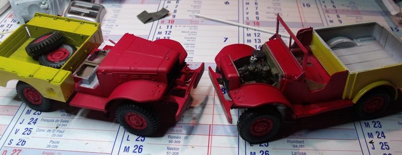 Les Dodge de chez PINDER 1/35 Dodge_10