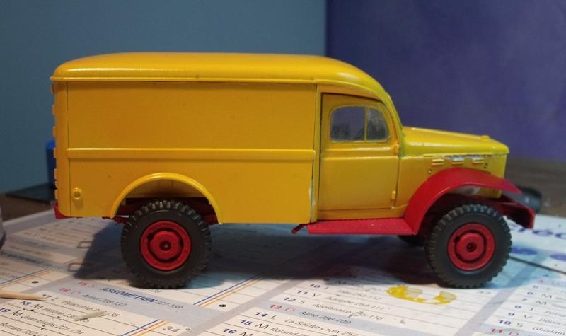 Les Dodge de chez PINDER 1/35 Dodge_11