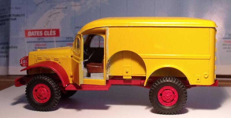 Les Dodge de chez PINDER 1/35 Dodge_12