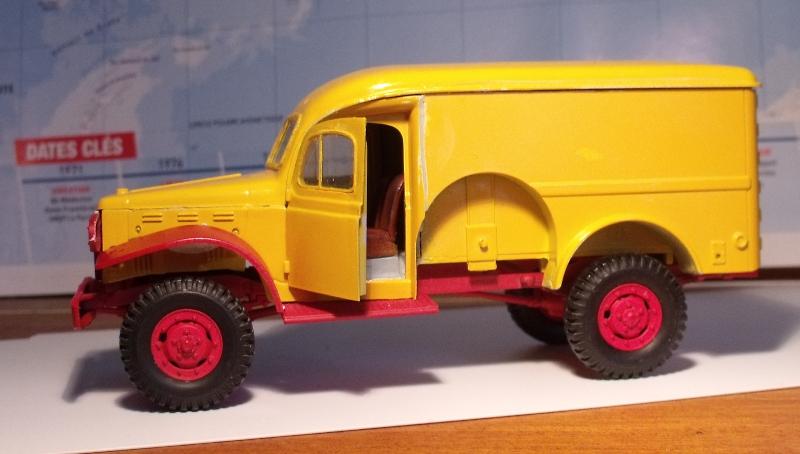 Les Dodge de chez PINDER 1/35 Dodge_14