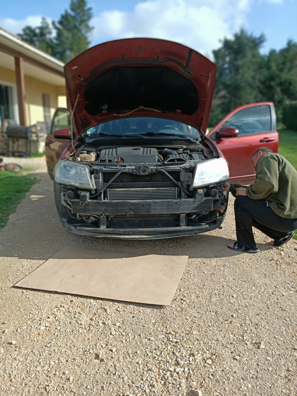 Tuto remplacement Contacteur tournant airbag Img20211