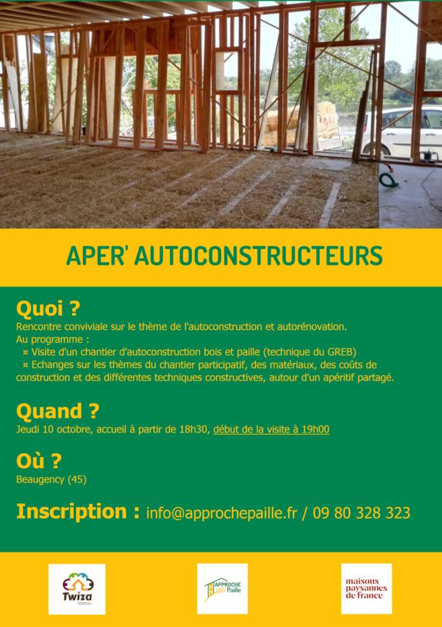 Apér'autoconstructeur - Loiret Visuel11