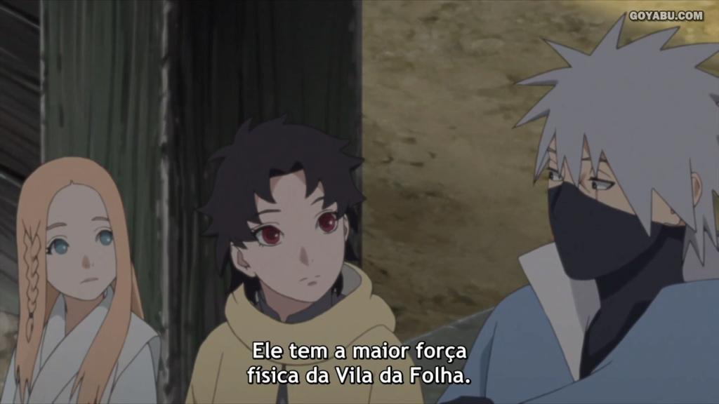 Provando que Sakura e Tsunade são as mais fortes fisicamente falando. Screen15