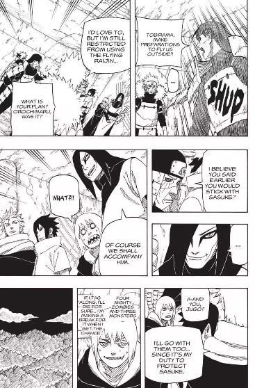 Tobirama foi morto por Kinkaku & Ginkaku [Tradução Oficial Panini] - Página 5 Tobira10
