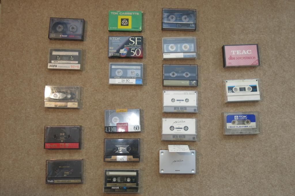 A minha colecção de K7`S Img_3441