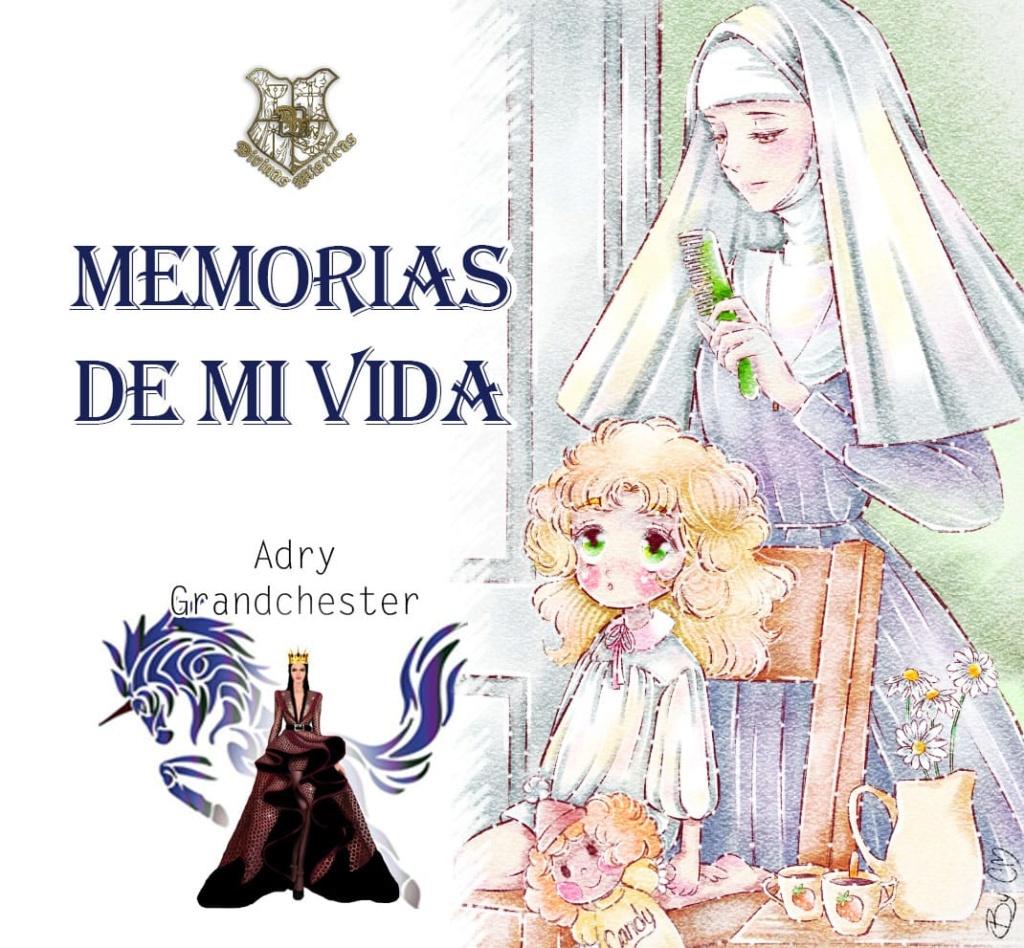Divinas Misticas de Terry - Divinas Místicas, Psiquie con Volt el unicornio lanza rayo celeste debastador con Memorias de mi vida Maria_10